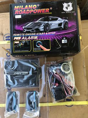 Push to Start With Security System   Vehicle Parts & Accessories for sale in Kampala