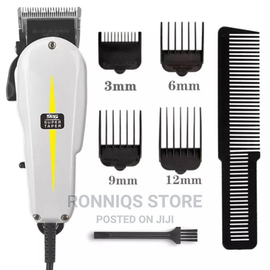 Corded Adjustable Professional Hair Clipper