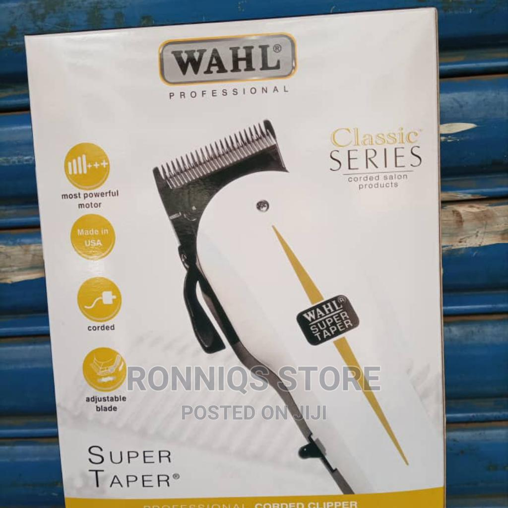 Corded Adjustable Professional Hair Clipper | Tools & Accessories for sale in Kampala, Uganda