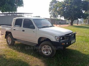 Toyota Hilux 2001 White   Cars for sale in Wakiso