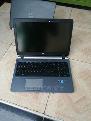 Laptop HP 4GB Intel Core I5 HDD 500GB | Laptops & Computers for sale in Kampala
