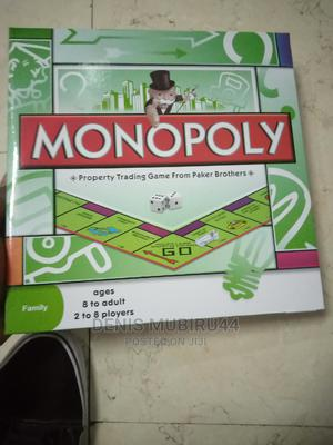 Original Monopoly | Books & Games for sale in Kampala