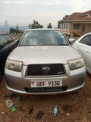 Subaru Forester 2006 2.0 X Trend Silver | Cars for sale in Kampala