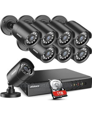 8channel Cctv Camera Fullkit Water Proof | Security & Surveillance for sale in Kampala