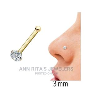 Gold and Silver Nose Pins   Jewelry for sale in Kampala