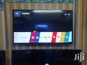 Brand New LG 50 Inches Smart Webos Ultra Hd 4k Tv   TV & DVD Equipment for sale in Kampala