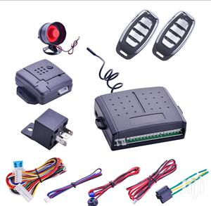 Universal 1 Way Intelligent Car Alarm | Vehicle Parts & Accessories for sale in Kampala