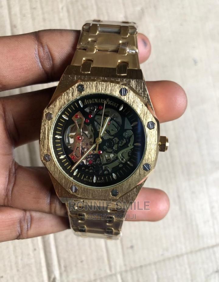 Audemars Piguet Mechanical Watch