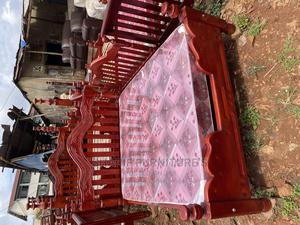 5by6 Simple Bed | Furniture for sale in Kampala