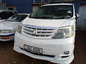 Toyota Alphard 2004 White | Cars for sale in Kampala
