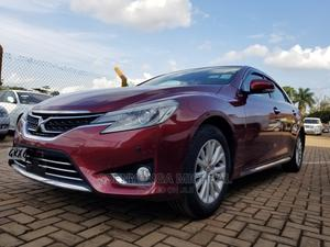 Toyota Mark X 2014 Red   Cars for sale in Kampala