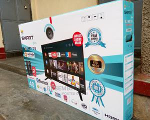 """A 40"""" Smart Plus Smart   TV & DVD Equipment for sale in Kampala"""