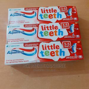 Aquafresh Little Toothpaste   Bath & Body for sale in Kampala
