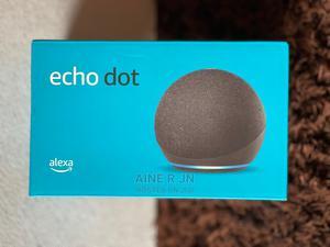 Echodot Amazon Alexa Speaker   Audio & Music Equipment for sale in Kampala
