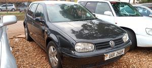 Volkswagen Golf 2002 Black | Cars for sale in Kampala