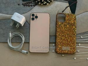 Apple iPhone 11 Pro Max 256 GB Gold   Mobile Phones for sale in Kampala, Central Division