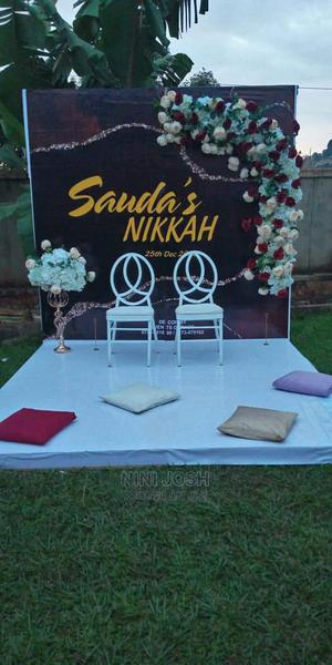 Kukyala Decoration | Party, Catering & Event Services for sale in Kampala