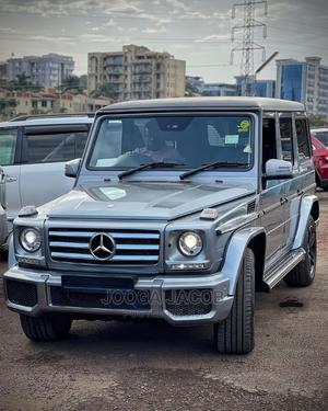 Mercedes-Benz G-Class 2017 G 350 D Gray | Cars for sale in Kampala