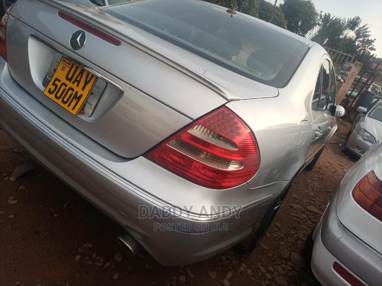 Mercedes-Benz E320 2006 Silver   Cars for sale in Kampala, Uganda