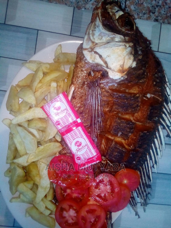 Archive: Deep Fried Fish (Munyonyo - Mulungo)