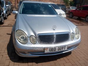 Mercedes-Benz E320 2004 Silver   Cars for sale in Kampala