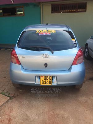Toyota Vitz 2007 Blue | Cars for sale in Kampala