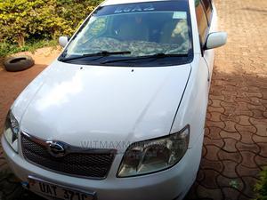 Toyota Corolla Fielder 2002 White   Cars for sale in Kampala