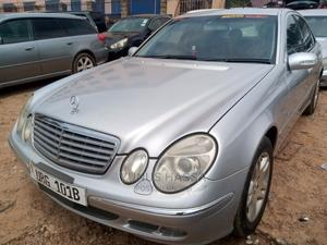 Mercedes-Benz E240 2004 Silver | Cars for sale in Kampala