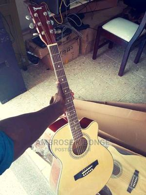 IBANEZ Amplified Acoustic Guitar Coffee Brown | Musical Instruments & Gear for sale in Kampala, Central Division