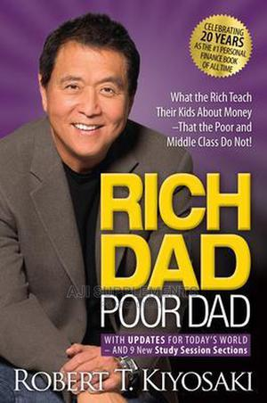 Rich Dad, Poor Dad (Ebook) | Books & Games for sale in Kampala