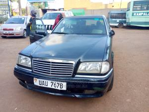 Mercedes-Benz C200 1997 Blue | Cars for sale in Kampala