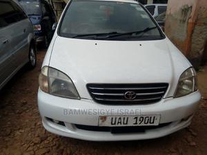 Toyota Nadia 2000 2.0 135hp AWD White | Cars for sale in Kampala
