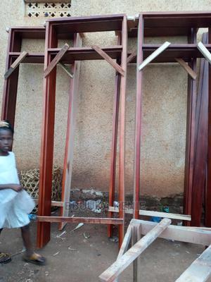 We Make Wooden Door Frames | Doors for sale in Kampala