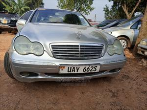 Mercedes-Benz C200 2004 Silver | Cars for sale in Kampala