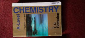 A Level Chemistry Text Book en Ramsden | Books & Games for sale in Kampala