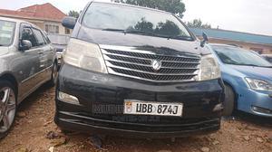 Toyota Alphard 2005 Black   Cars for sale in Kampala