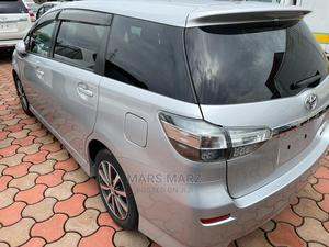 Toyota Wish 2009 Silver   Cars for sale in Kampala