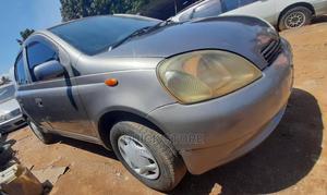 Toyota Vitz 2001 Gray | Cars for sale in Kampala
