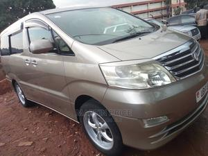 Car for Hire Toyota Alphard   Chauffeur & Airport transfer Services for sale in Kampala