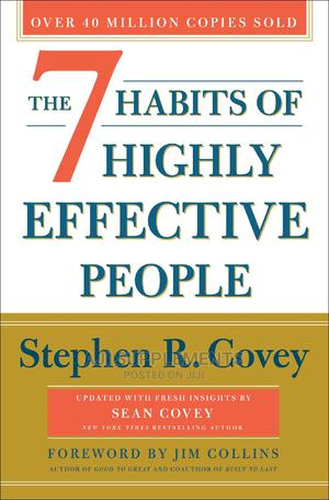 The 7 Habits of Highly Effective People (Ebook)   Books & Games for sale in Kampala