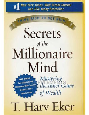 Secrets of the Millionaire Mind (Ebook) | Books & Games for sale in Kampala
