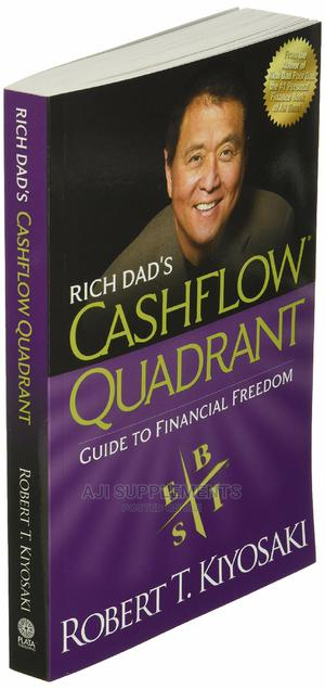 Rich Dad's Cash Flow (Ebook) | Books & Games for sale in Kampala