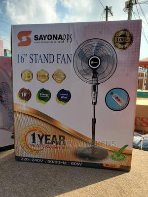 Sayona Stand Fan With a Remote | Home Appliances for sale in Kampala