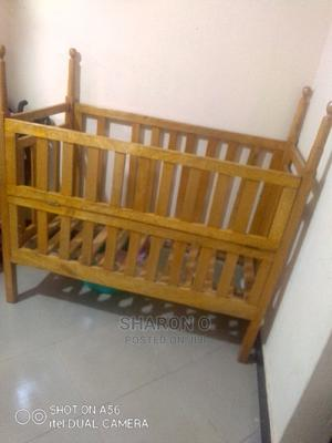 Wooden Baby Crib   Children's Furniture for sale in Kampala