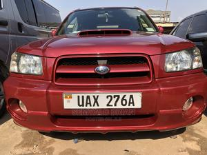Subaru Forester 2004 Red | Cars for sale in Kampala