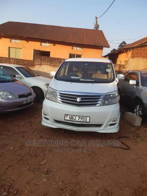 Toyota Alphard 2007 White | Cars for sale in Kampala
