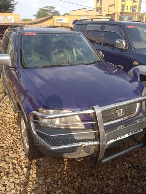 Honda CR-V 2000 Blue   Cars for sale in Kampala