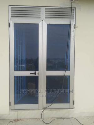 Aluminum Door | Doors for sale in Kampala