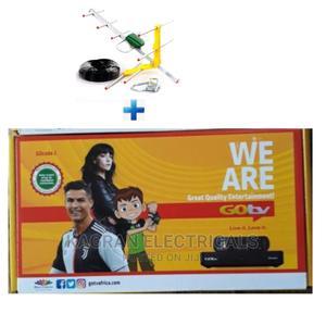 Go Tv Decoder + Go Tv Antenna   TV & DVD Equipment for sale in Kampala