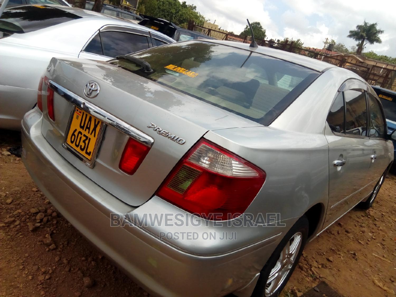 Toyota Premio 2003 1.8X Silver | Cars for sale in Kampala, Uganda